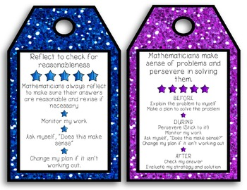 Math Proficiency Posters