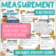 Math Project-based Learning & Enrichment for Measurement