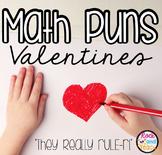 Math Puns Valentine Cards