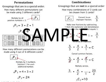 Math Quick Notes: GCF & LCM (Greatest Common Factor & Leas