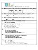 Math Quiz 3 for Grade 2 to Grade 3 Common Core