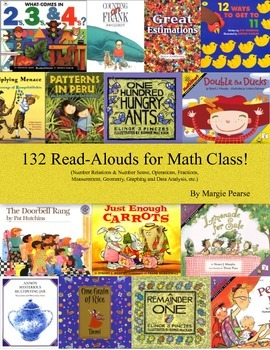 Math Read Alouds- Educator's Book Club Summer Discussion