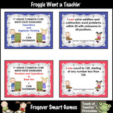 """ I Can"" Statements 1st Grade Common Core Math Standards"