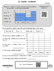 Math Review Packet - 3rd Grade - with QR Codes! NO PREP! C