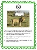 Math Review Scavenger Hunt Bundle Grades 4-6 Giraffe vs. L