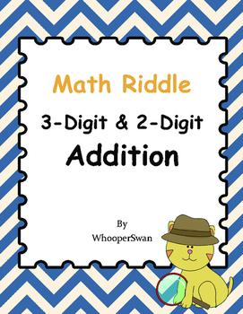 Math Riddle: 3-Digit & 2-Digit Addition