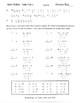 Math Riddle - Equation - Solve for x - Fun Math