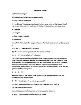 Math Riddle practice file