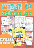 Math & Science Lab - Mini Course