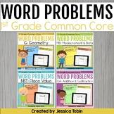 Math Short Answer- 1st Grade