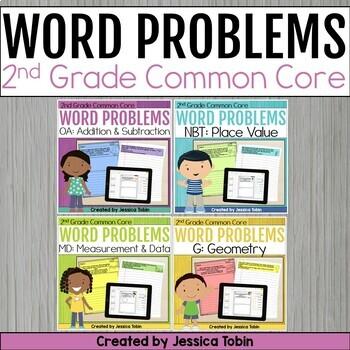 Math Short Answer- 2nd Grade