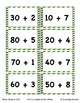 Math Skills Cover Ups - 2-digit Place Value Math Mat Games