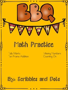 Math Skills Practice - Summer BBQ