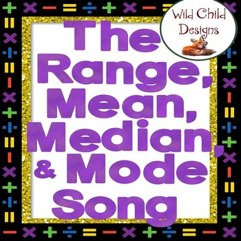 Math Song: Range, Mean, Median & Mode