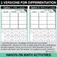 Math Sorts - 3rd Grade Math Centers