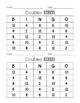 Math Station Games: Doubles Bingo and Money Sum!
