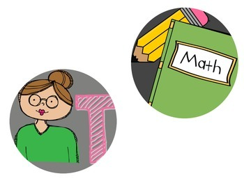 Math Station Icons