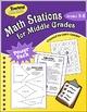 Math Stations School Site License