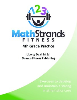 Math Strands Fitness (PDF) 4th Grade Practice