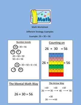 Math Strategies Guide