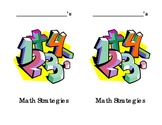 Math Strategies for Common Core