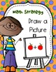 Math Strategy Posters (plus key ring cards)-- for your FOC