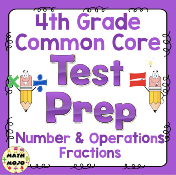 Math Test Prep (4th Grade Common Core) Number and Operatio