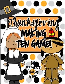 Thanksgiving Making Ten