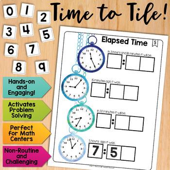 Math Tiles: Elapsed Time