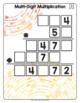 Math Tiles: Multi-Digit Multiplication | Math Centers