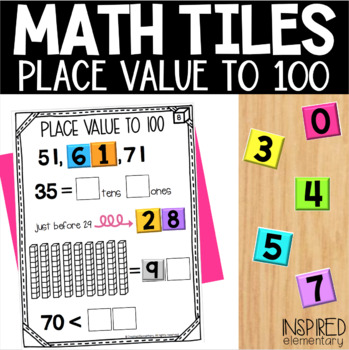 Math Tiles: Place Value to 100