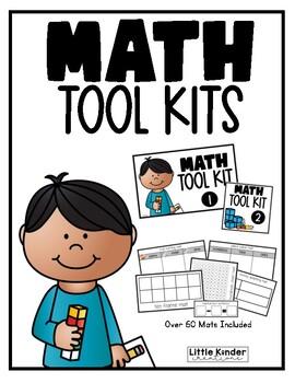 Math Tool Kit Supplies
