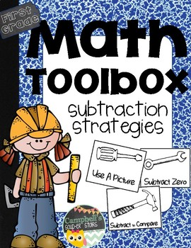 Math Tools {Subtraction}