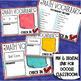 Math Vocabulary Engagement Charts Unit 1