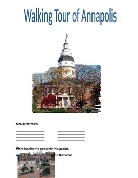Math Walking Tour of Annapolis