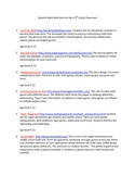 Math Websites for the Elementary School Teacher