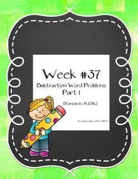 Subtraction Word Problems Part 1