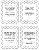 Math Word Problem Task Cards - Zoo Animals
