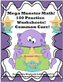 Math Printables! 100 worksheets!