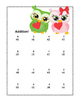 Math Worksheets Addition to 20 -Valentine's Day -CCSS.MATH