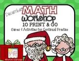 Math Games December