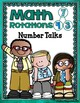 Math Workshop Guided Math {Mini-Anchor Charts} Math Rotati
