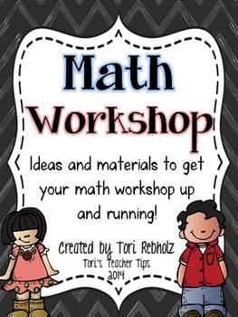 Math Workshop~ Program Idea