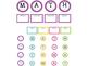 Math Workshop Rotation Board - Chevron