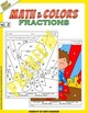 Math and Colors – 002 – Fractions - 1st grade - Common Cor