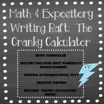Expository Writing & Math RAFT