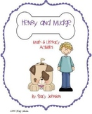 Math and Literacy Activities with Henry and Mudge
