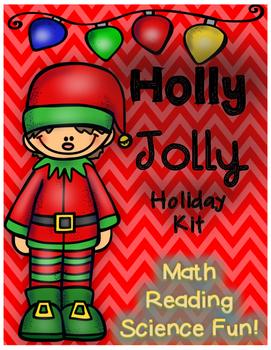 Math and Reading Christmas