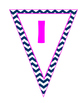 Math and Reading Pennant Banner