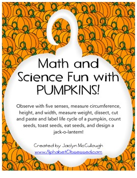 Math and Science Fun with Pumpkins!